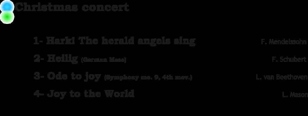 christmas _ concert S